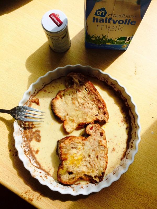 Suikerbrood-wentelteefjes
