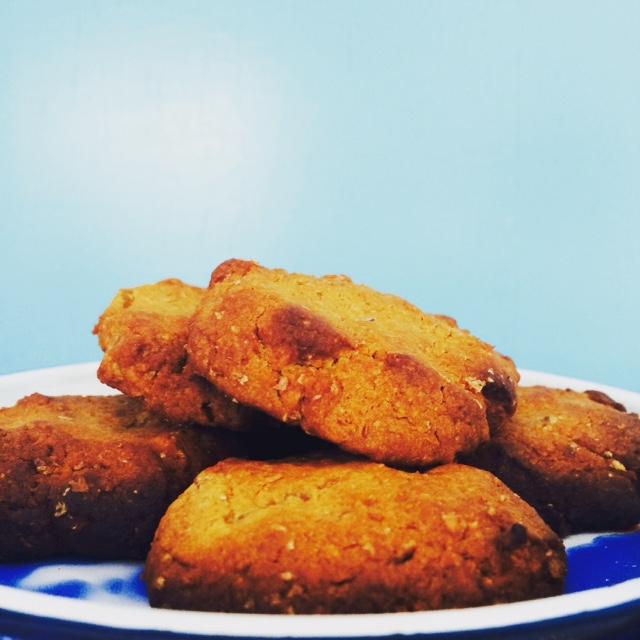 Gember-stroopkoekjes (ginger snaps)