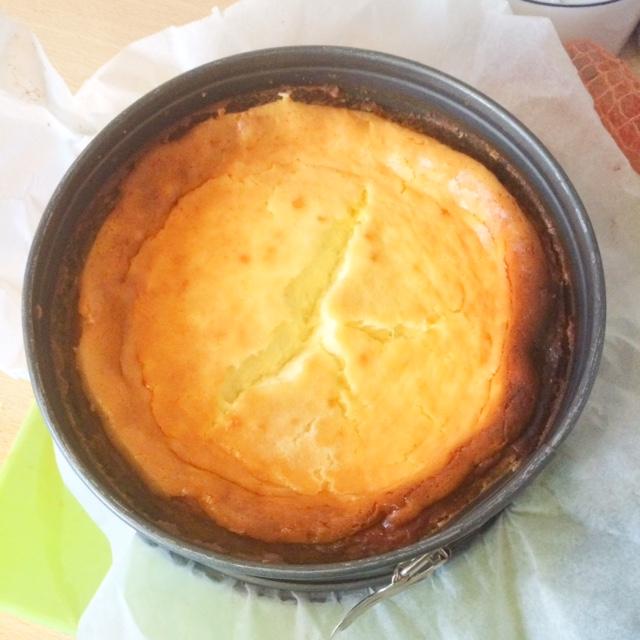 Witte-chocolade-cheesecake met frambozen2