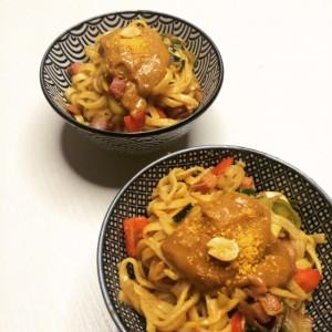 Basic bami goreng recept