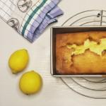 Citroencake met crème fraîche