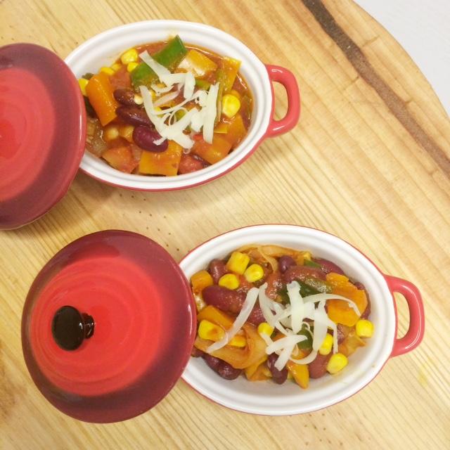 Mijn gezonde chili sin carne recept
